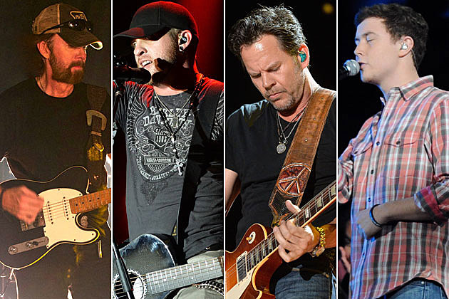 Ronnie Dunn, Brantley Gilbert, Gary Allan, Scotty McCreery