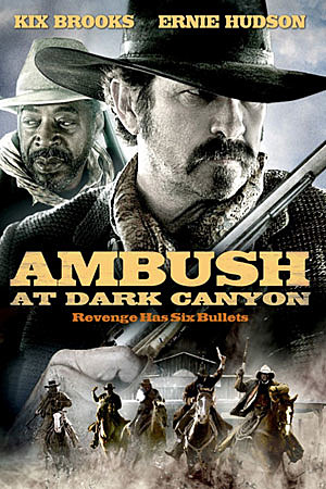 Ambush at Dark Canyon Poster