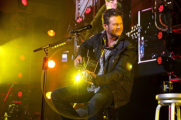 Blake Shelton's 'Doin' What She Likes' Video Begins Race to Top of ToC Countdown