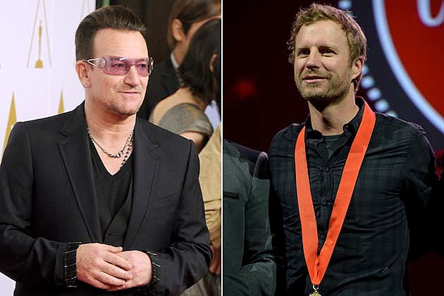 Bono, Dierks Bentley