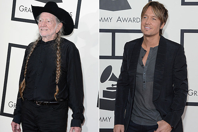 Willie Nelson, Keith Urban