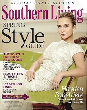 Hayden Panettiere Cover