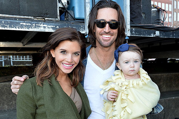 Jake Owen Family