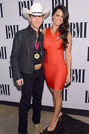 Justin Moore and Kate Moore