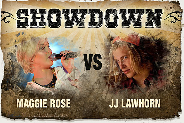 Maggie Rose, JJ Lawhorn