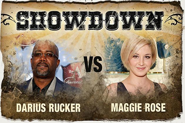 Darius Rucker, Maggie Rose