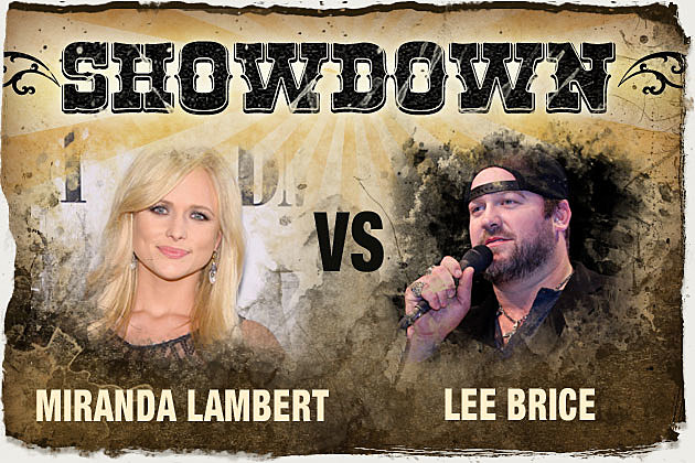 Miranda Lambert, Lee Brice