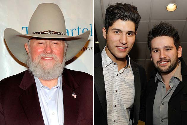 Charlie Daniels, Dan and Shay