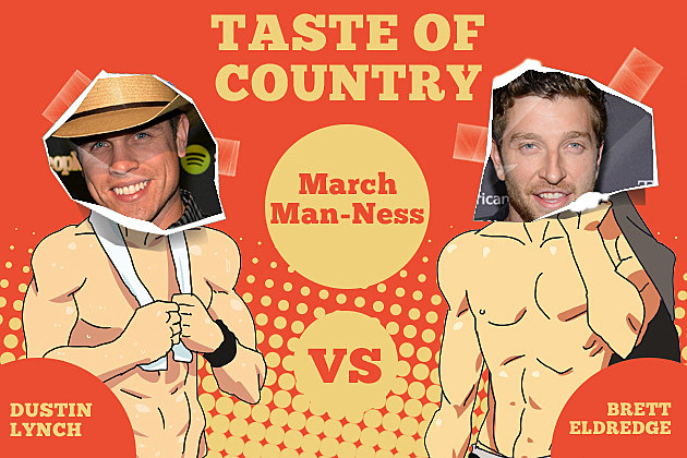 Dustin Lynch, Brett Eldredge