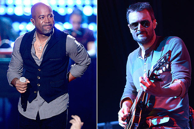 Darius Rucker, Eric Church