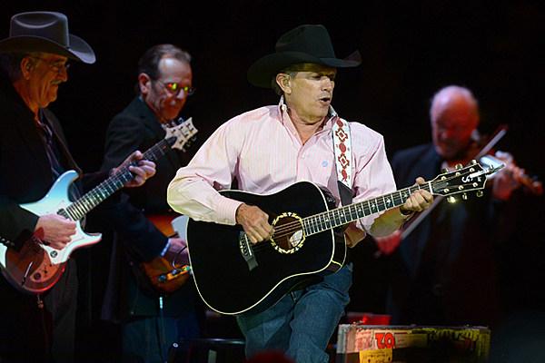 George Strait Cowboy Rides Away Tour Guests