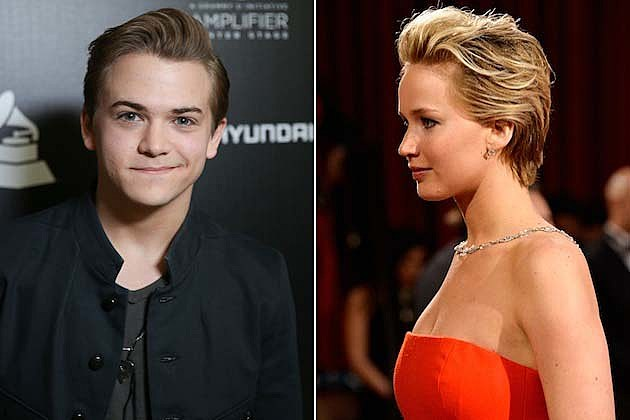 Hunter Hayes, Jennifer Lawrence