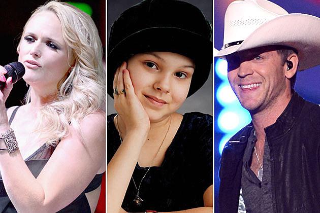Miranda Lambert, Jessica Turri, Justin Moore