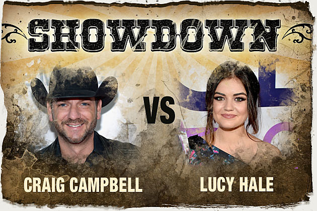 Craig Campbell, Lucy Hale