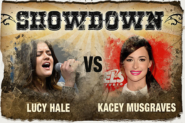 Lucy Hale, Kacey Musgraves