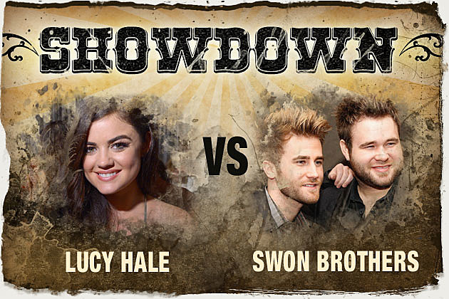 Lucy Hale Swon Brothers