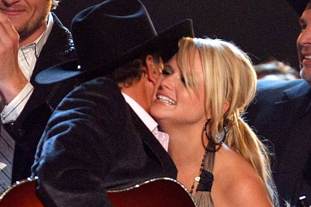 Miranda Lambert and George Strait