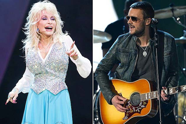 Dolly Parton, Eric Church