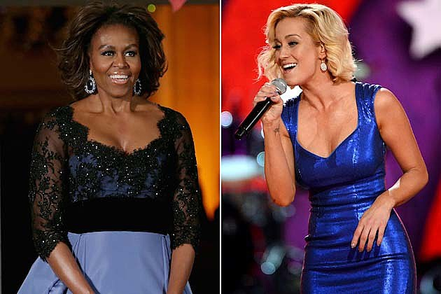 Michelle Obama, Kellie Pickler