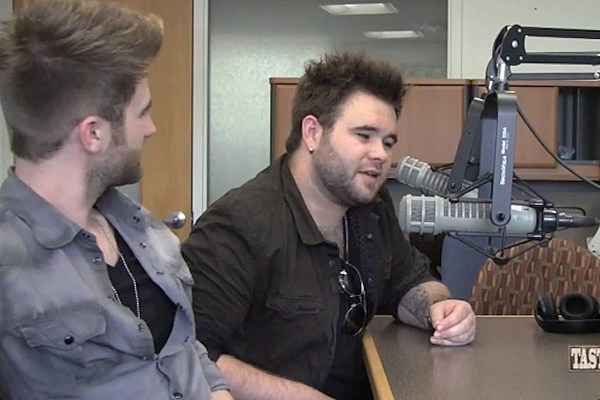 The swon brothers on going to college with carrie underwood for What happened to luke bryan siblings
