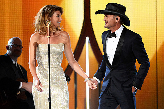 Tim and Faith