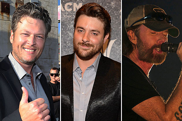 Blake Shelton, Chris Young, Ronnie Dunn