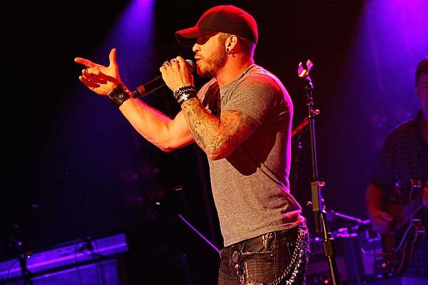 Brantley gilbert tour dates in Melbourne