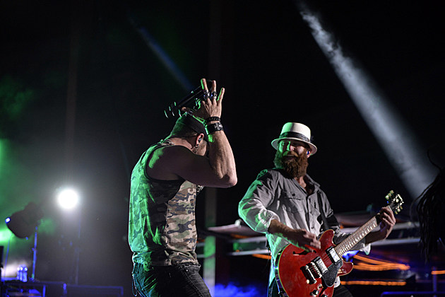 Brantley Gilbert Denver