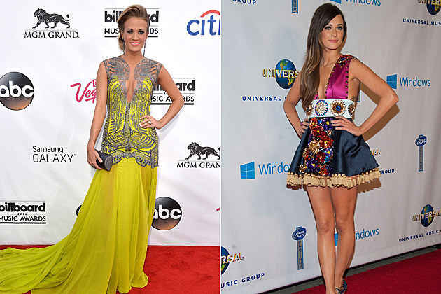 Carrie Underwood, Kacey Musgraves
