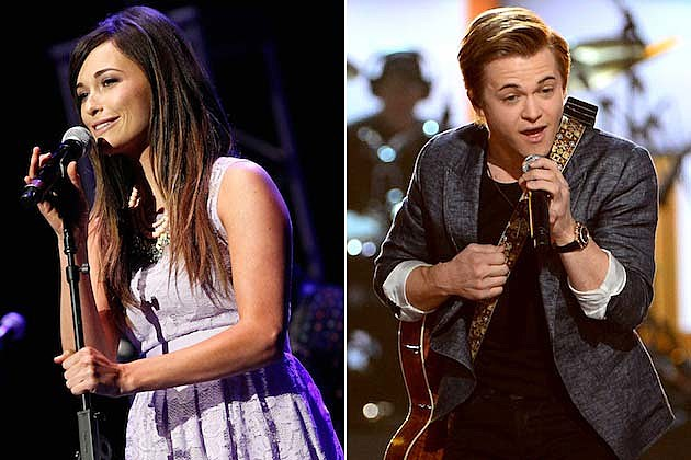 Kacey Musgraves, Hunter Hayes