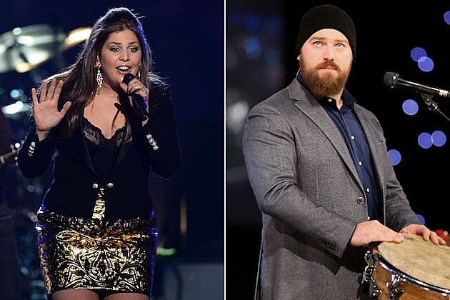 Lady Antebellum, Zac Brown Band
