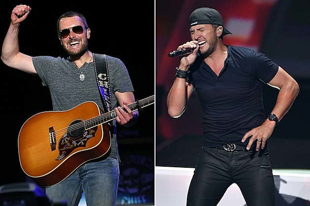 Luke Bryan, Eric Church