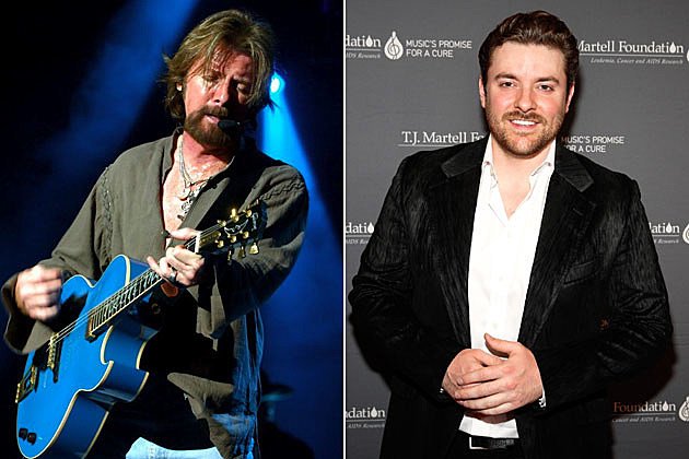 Ronnie Dunn, Chris Young