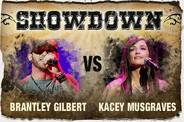Brantley Gilbert Kacey Musgraves