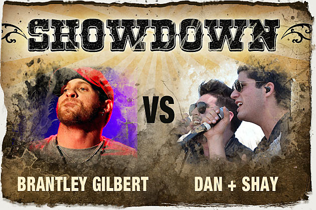 Brantley Gilbert Dan Shay