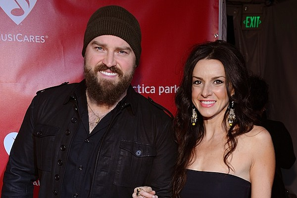 Zac Brown And Wife Shelly Welcome New Baby Boy