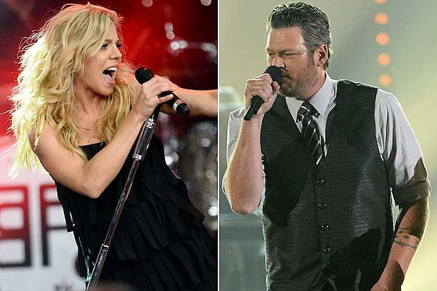 Blake Shelton, The Band Perry