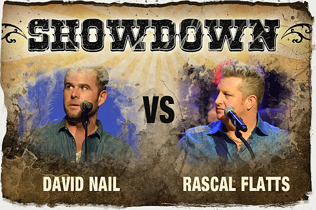 David Nail Rascal Flatts
