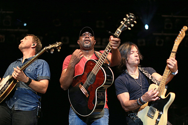 Darius Rucker Friends