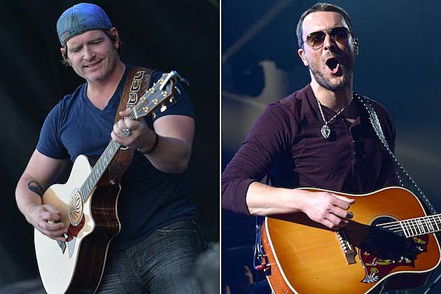 Eric Church, Jerrod Niemann