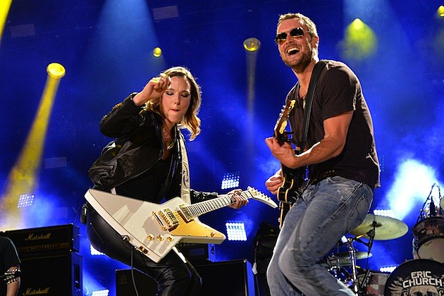 Eric Church, Lzzy Hale