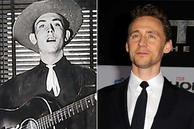 Hank Williams, Tom Hiddleston