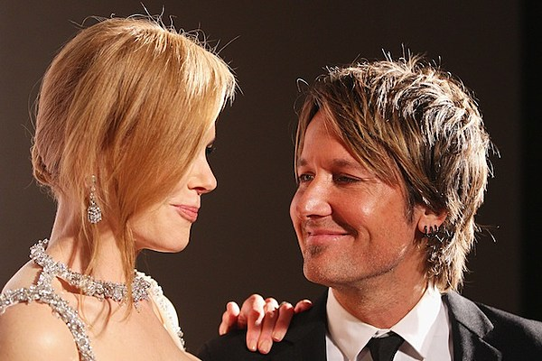Keith Urban Dedicates Song To Nicole Kidman On Anniversary