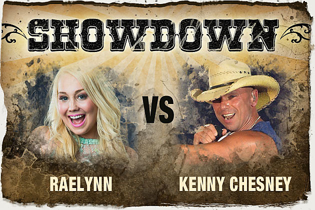 RaeLynn vs. Kenny Chesney