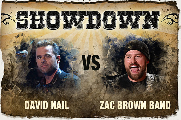 David Nail, Zac Brown