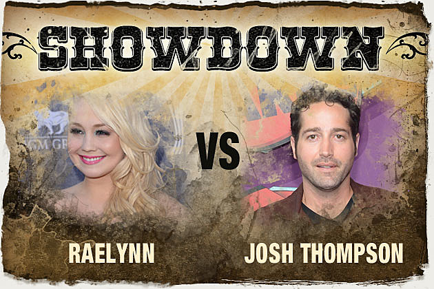 RaeLynn Josh Thompson