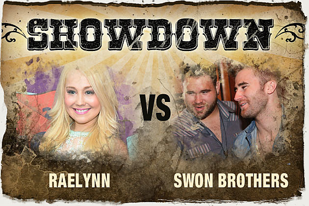 RaeLynn vs the Swon Brothers