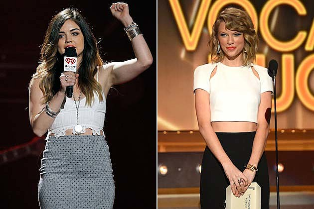 Taylor Swift, Lucy Hale