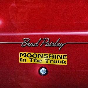 Brad Paisley album cover