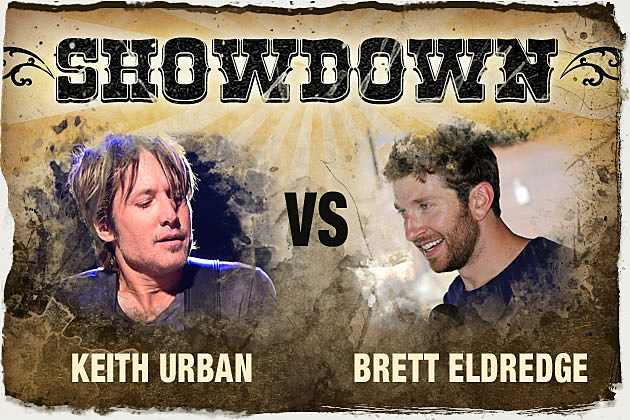 Keith Urban Brett Eldredge